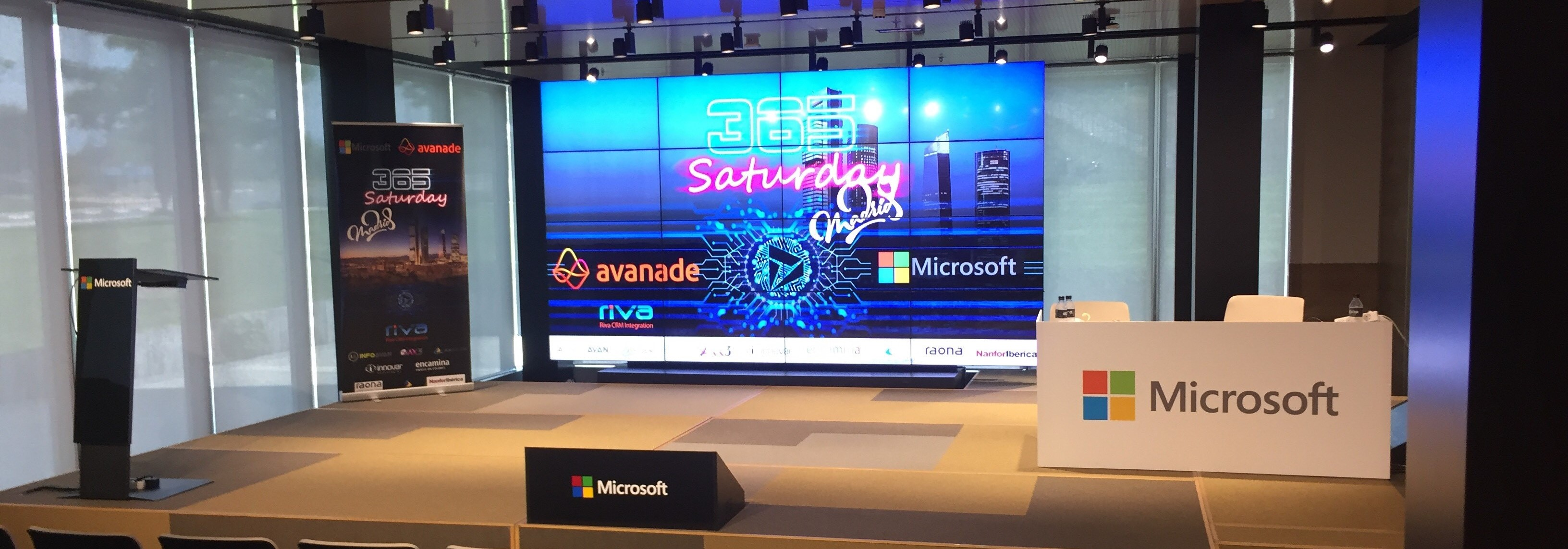 dynamics 365 saturday madrid