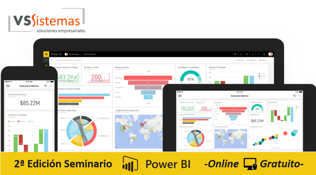 Seminario online power bi