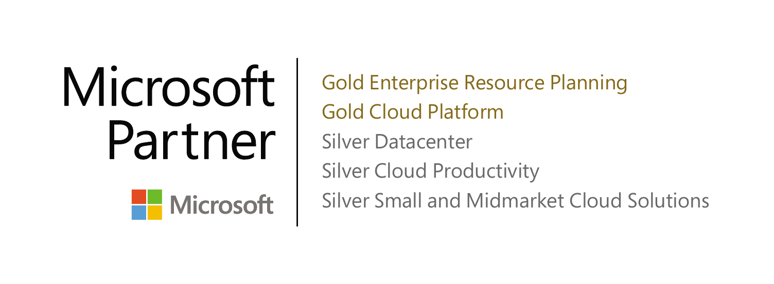 VS SISTEMAS GOLD PARTNER ERP MICROSOFT