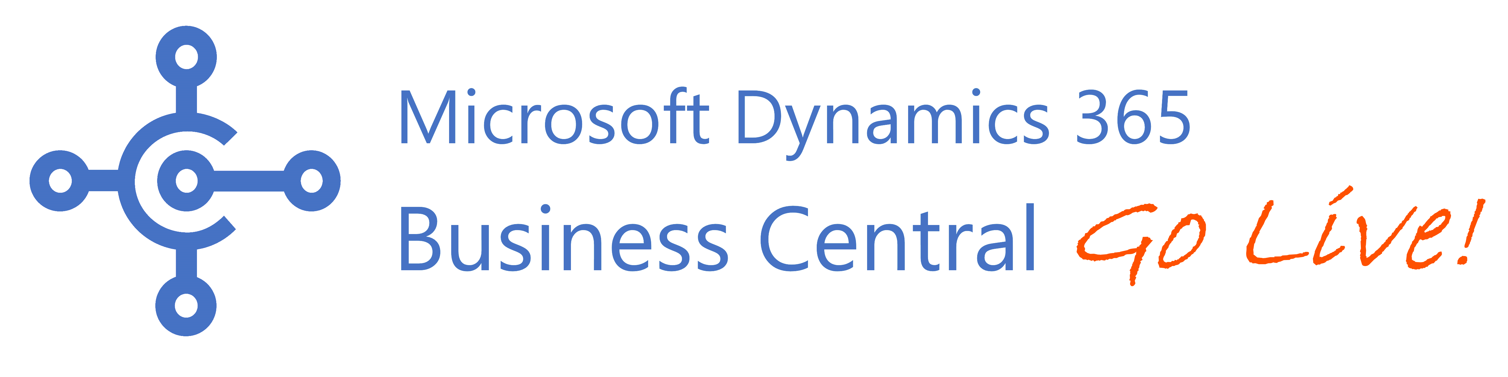 Microsoft Dynamics 365 Business Central Go Live